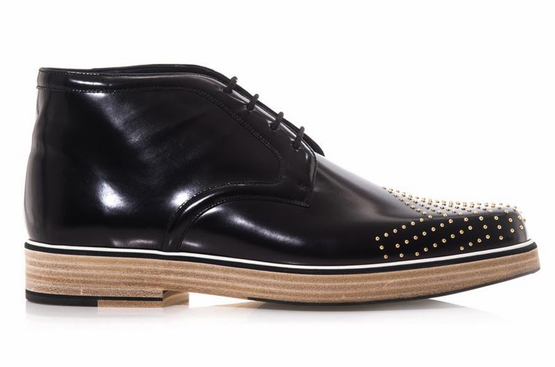 Matches Fashion mens, Nicholas Kirkwood mens black studded shoes, black dress oxfords,