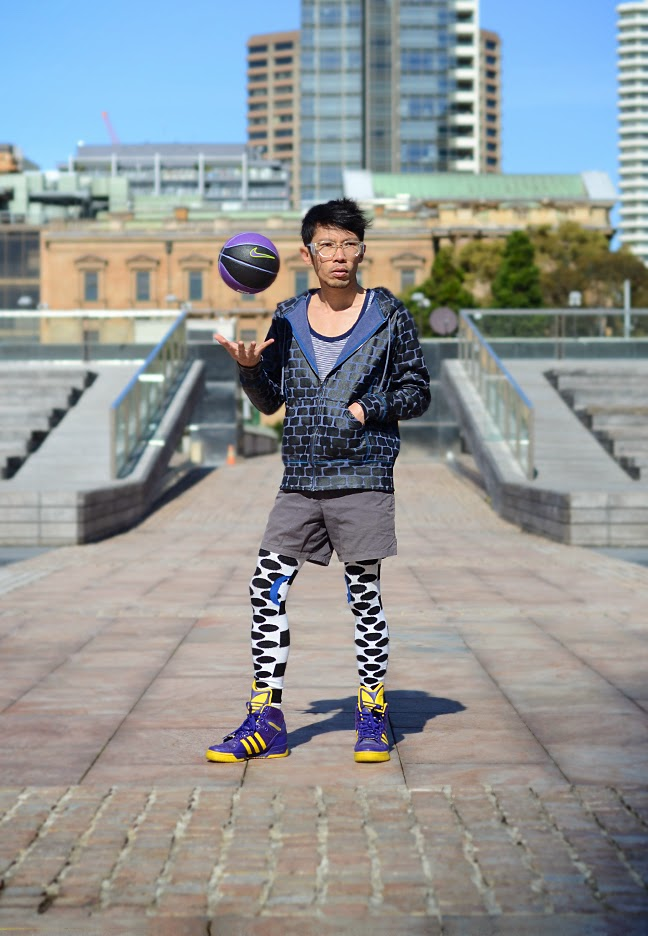 Basketball fashion
