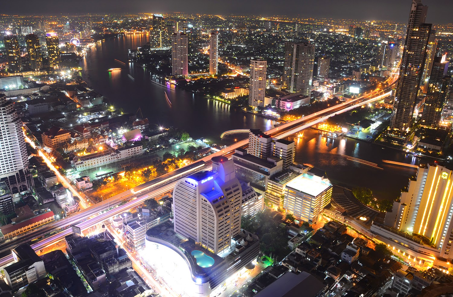 Bangkok – Where old and new collide