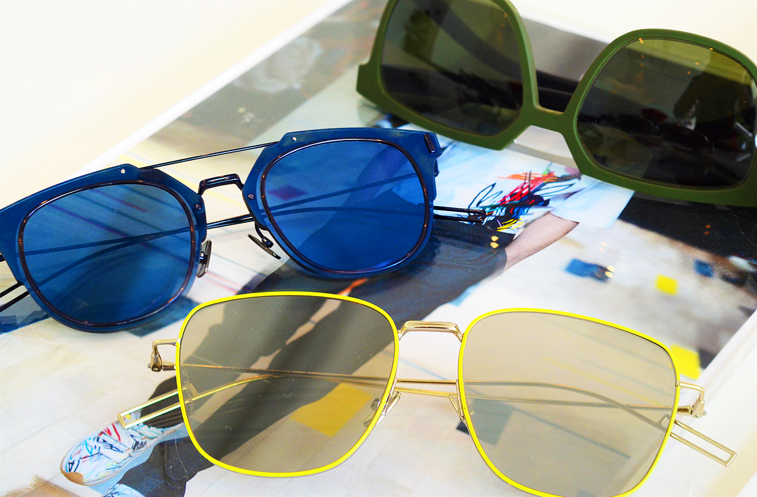 c8fc33bf169 Dior Homme sunglasses SS15