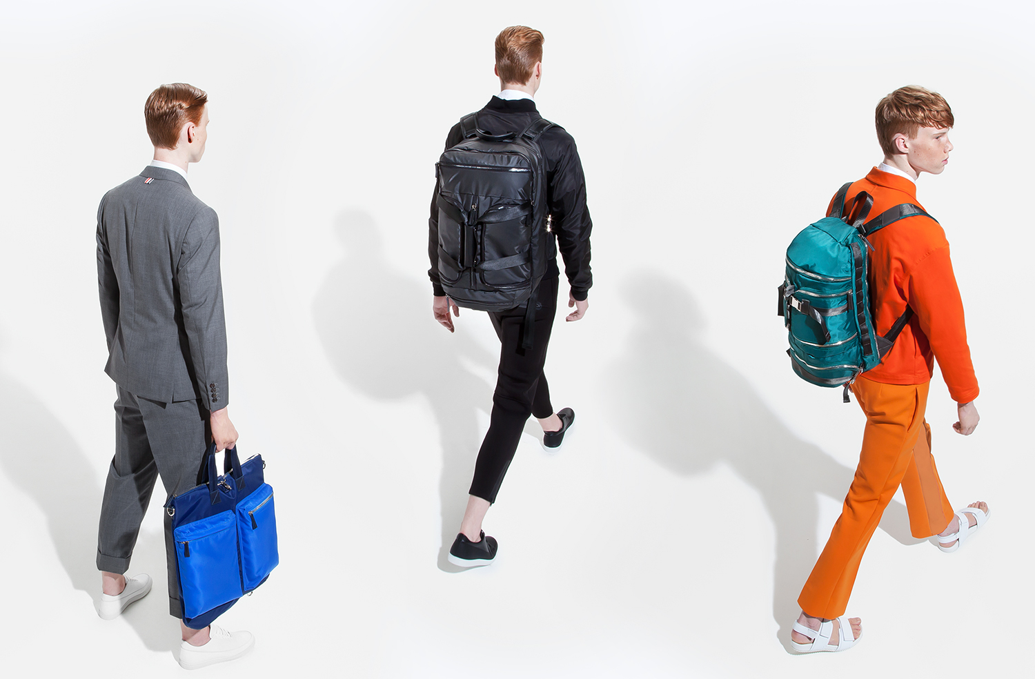 UTC00, mens nylon canvas backpack, Australia mens blog