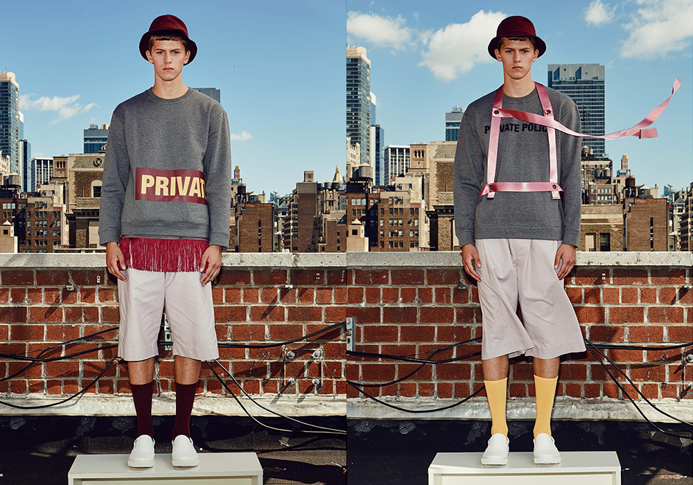 Private Policy New York SS16