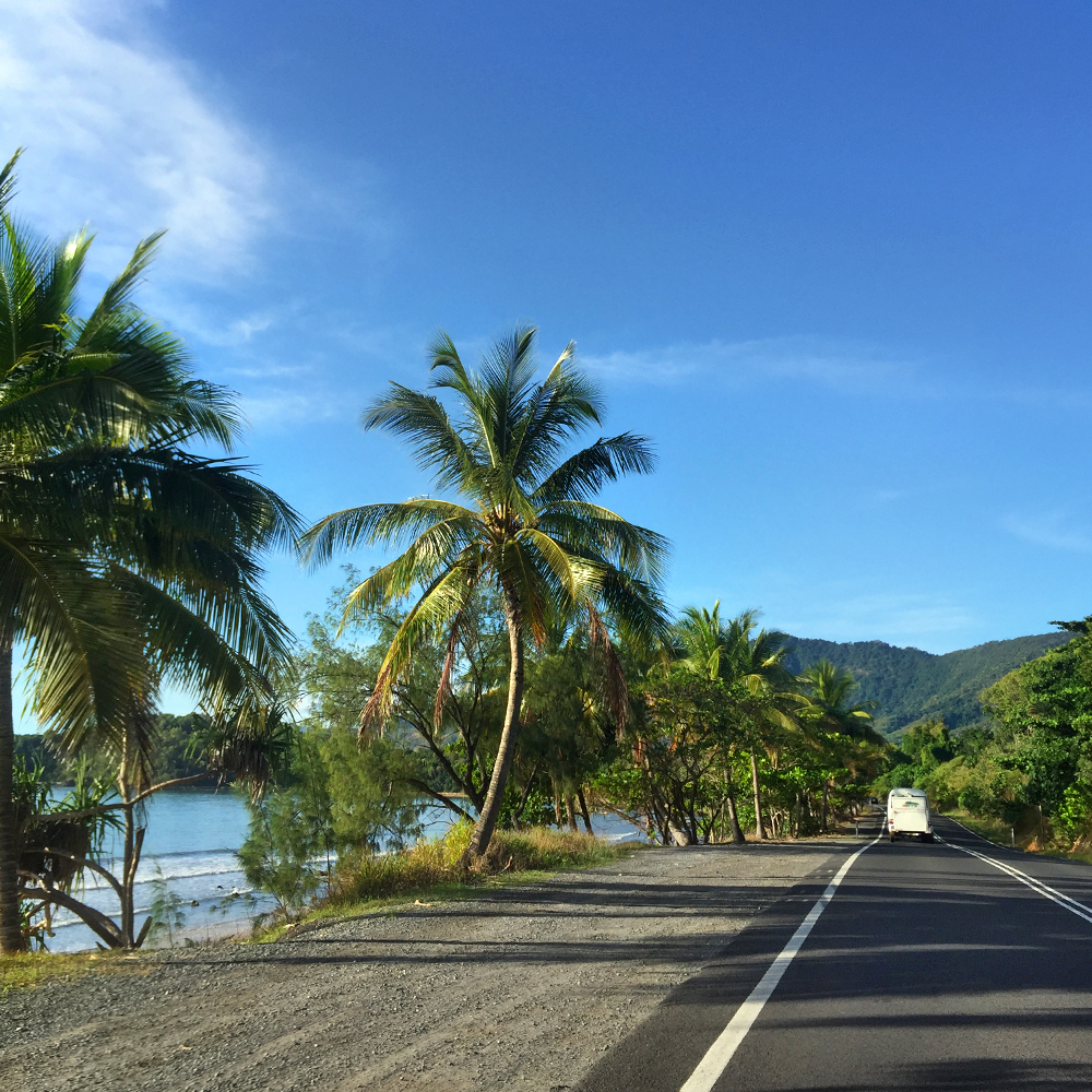 Australia travel blog, Cairns to Port Douglas coastal scenic drive, luxury travel in Far North Queensland