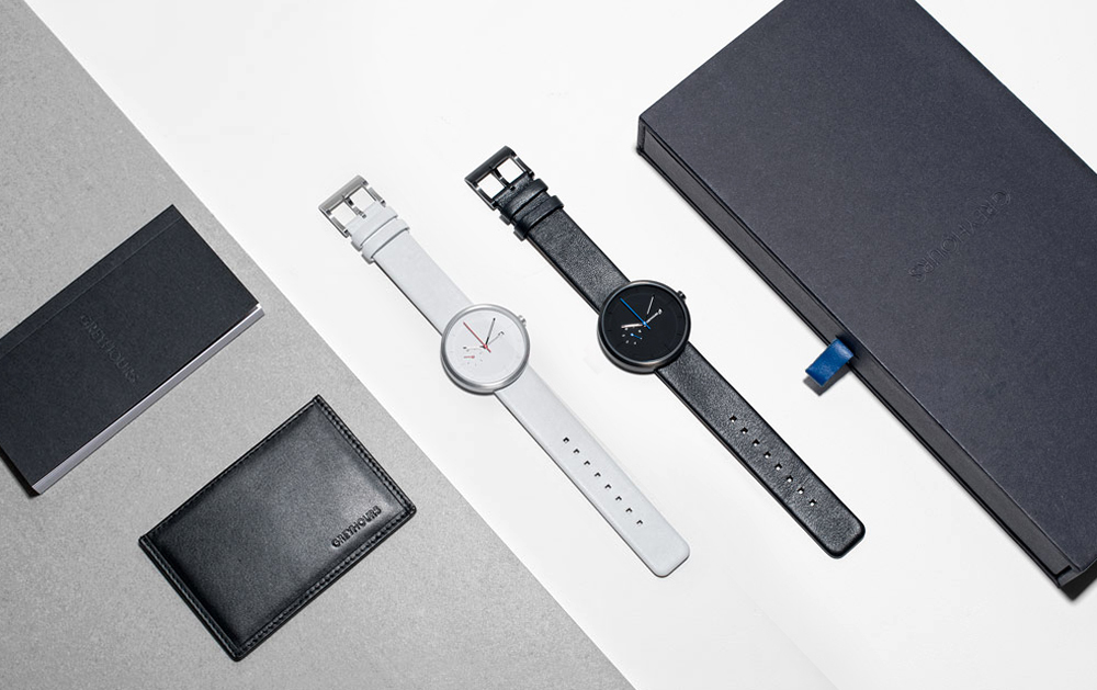 Greyhours Essential Watches