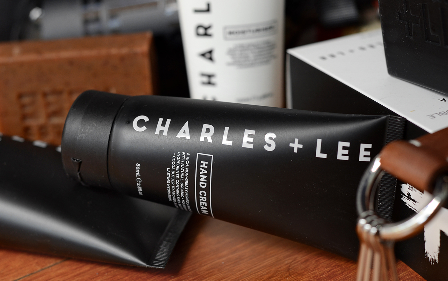 Charles + Lee mens grooming products, Australia mens blog magazine, mens premium skin care products,