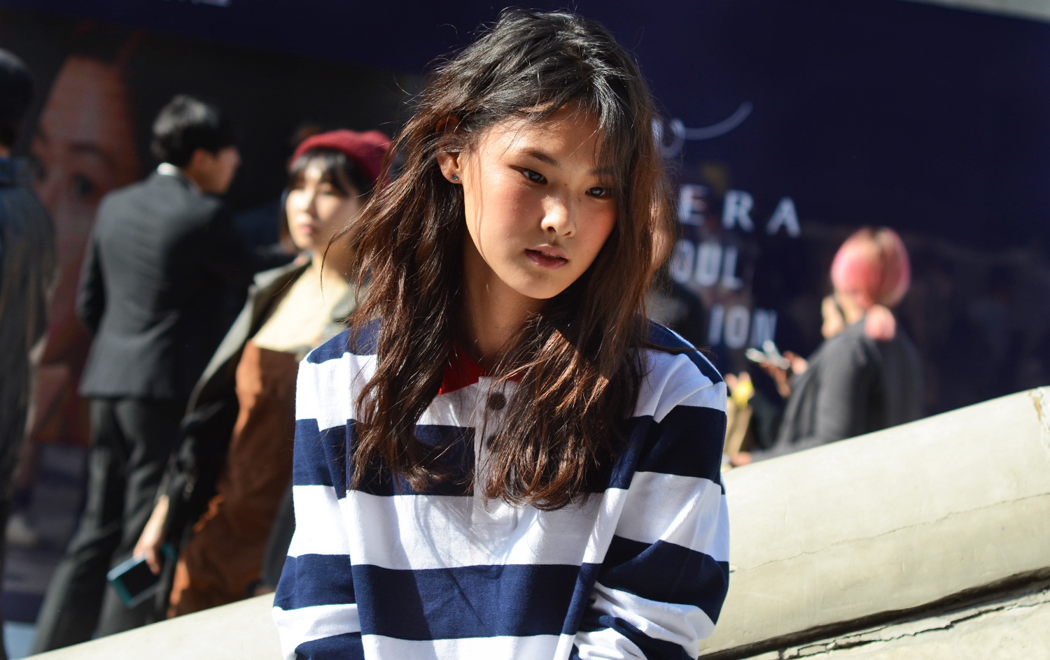 Hera Seoul Fashion Week SS17, Seoul womens street style, Australia mens blog