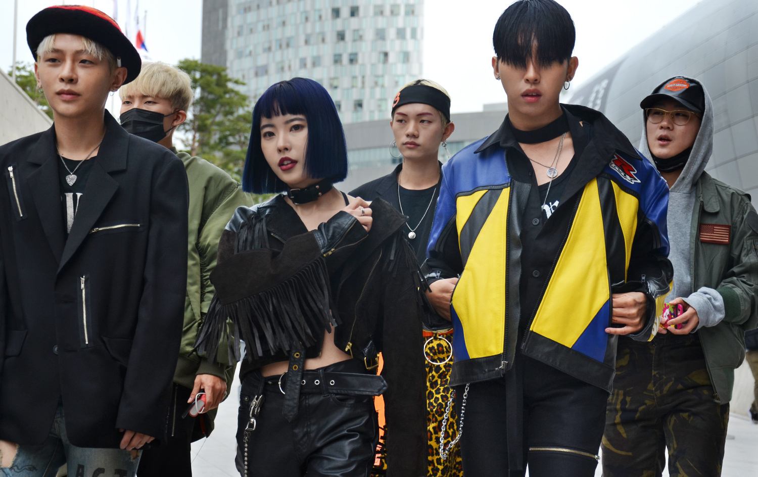 Hera Seoul Fashion Week SS17, Seoul street style, Australia mens blog