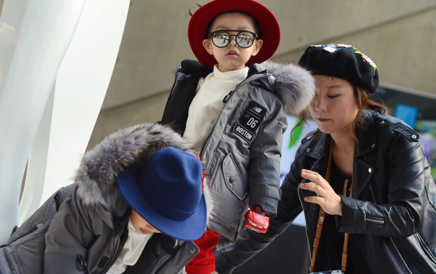 Hera Seoul Fashion Week SS17, Seoul childrens street style, Australia mens blog