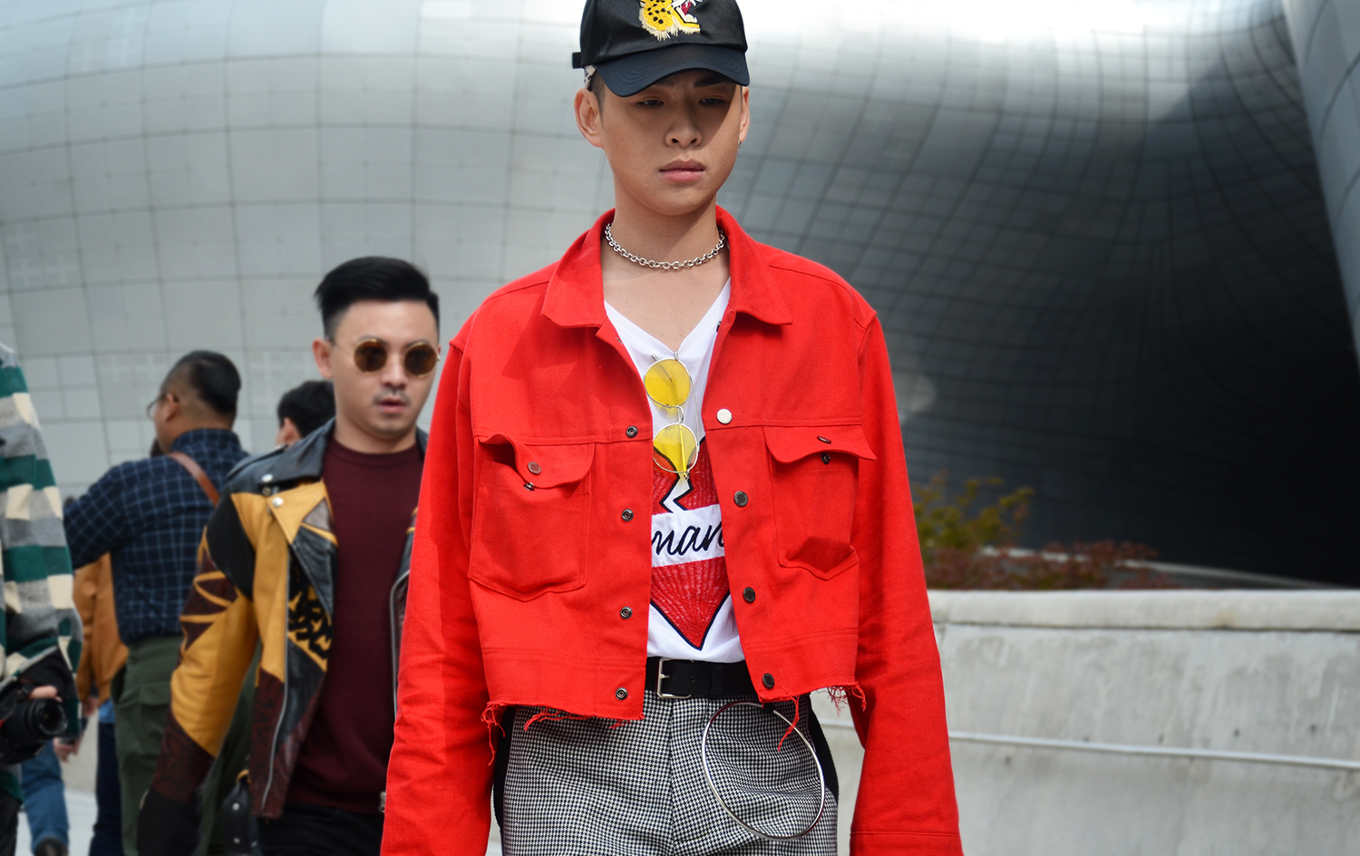 Hera Seoul Fashion Week SS17, Seoul mens street style, Australia mens blog