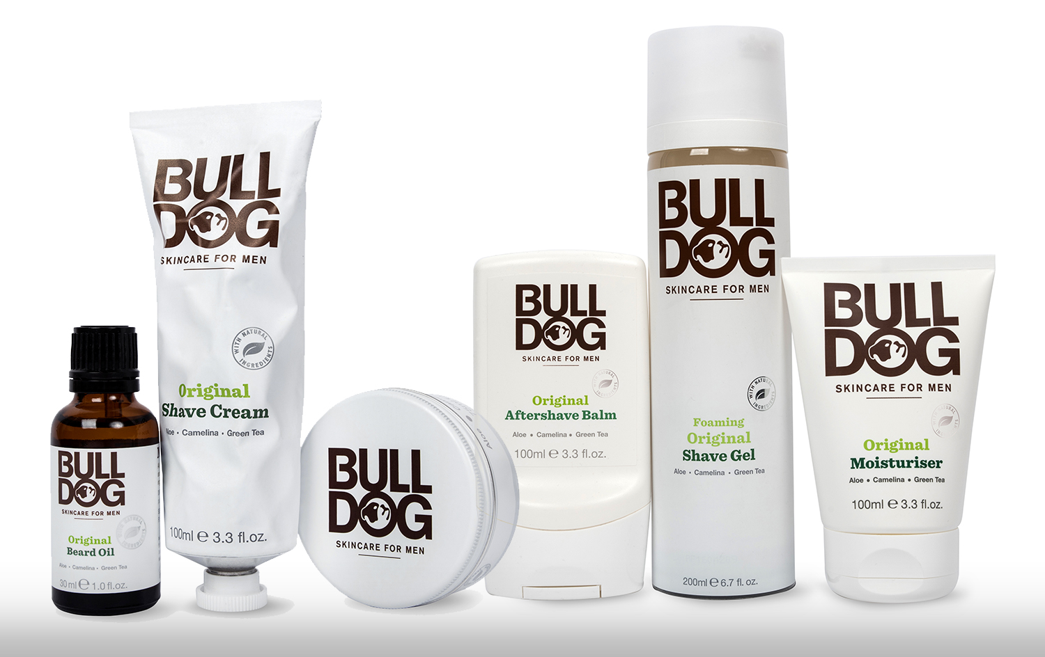 Bulldog mens grooming skincare products, Australia mens magazine