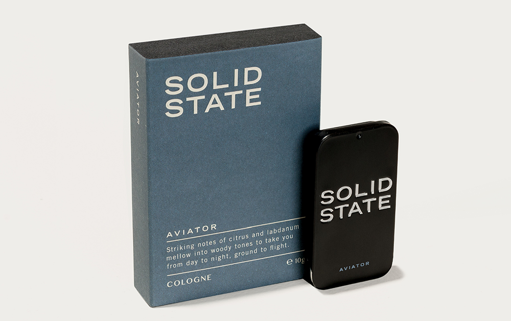 Solid State For Men, mens cologne, Australia mens blog, Aviator