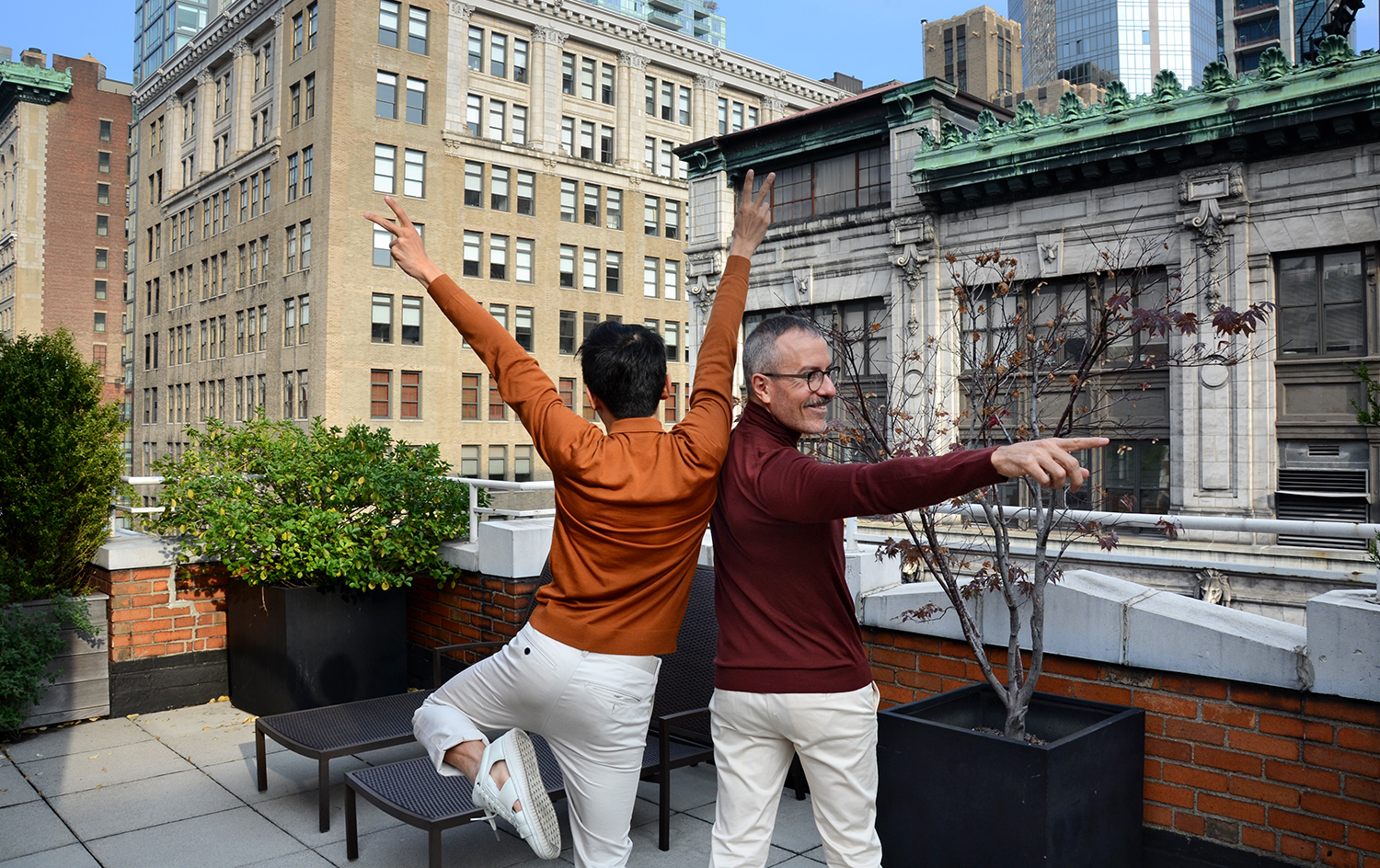 The Roger boutique hotel, New York Hotel, New York rooftop, Australia travel blog