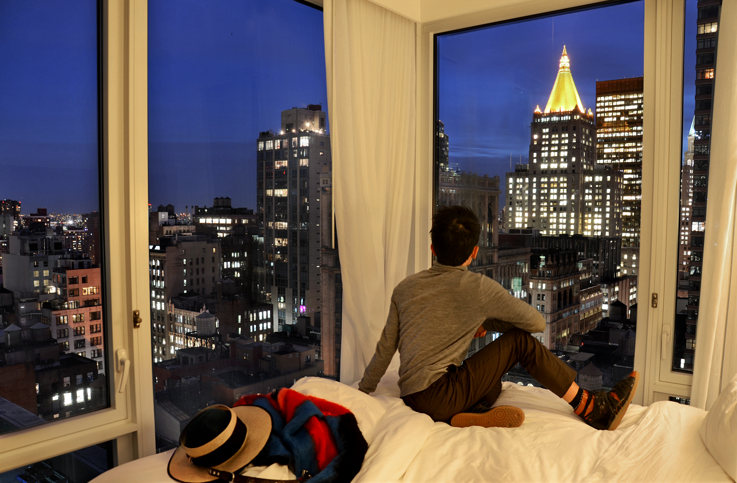 Arlo NoMad Hotel, New York Top 10 Boutique Hotel, Hotel with view