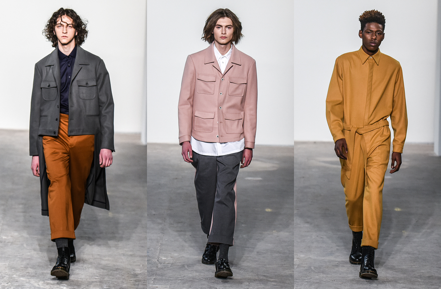 Carlos Campos AW17, New York Fashion Week Men'sv