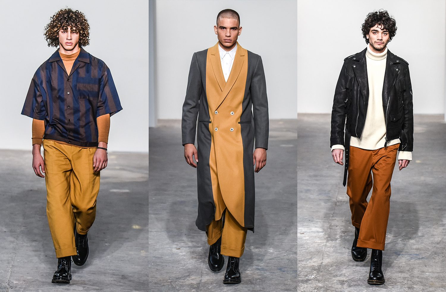 Carlos Campos AW17, New York Fashion Week Men's