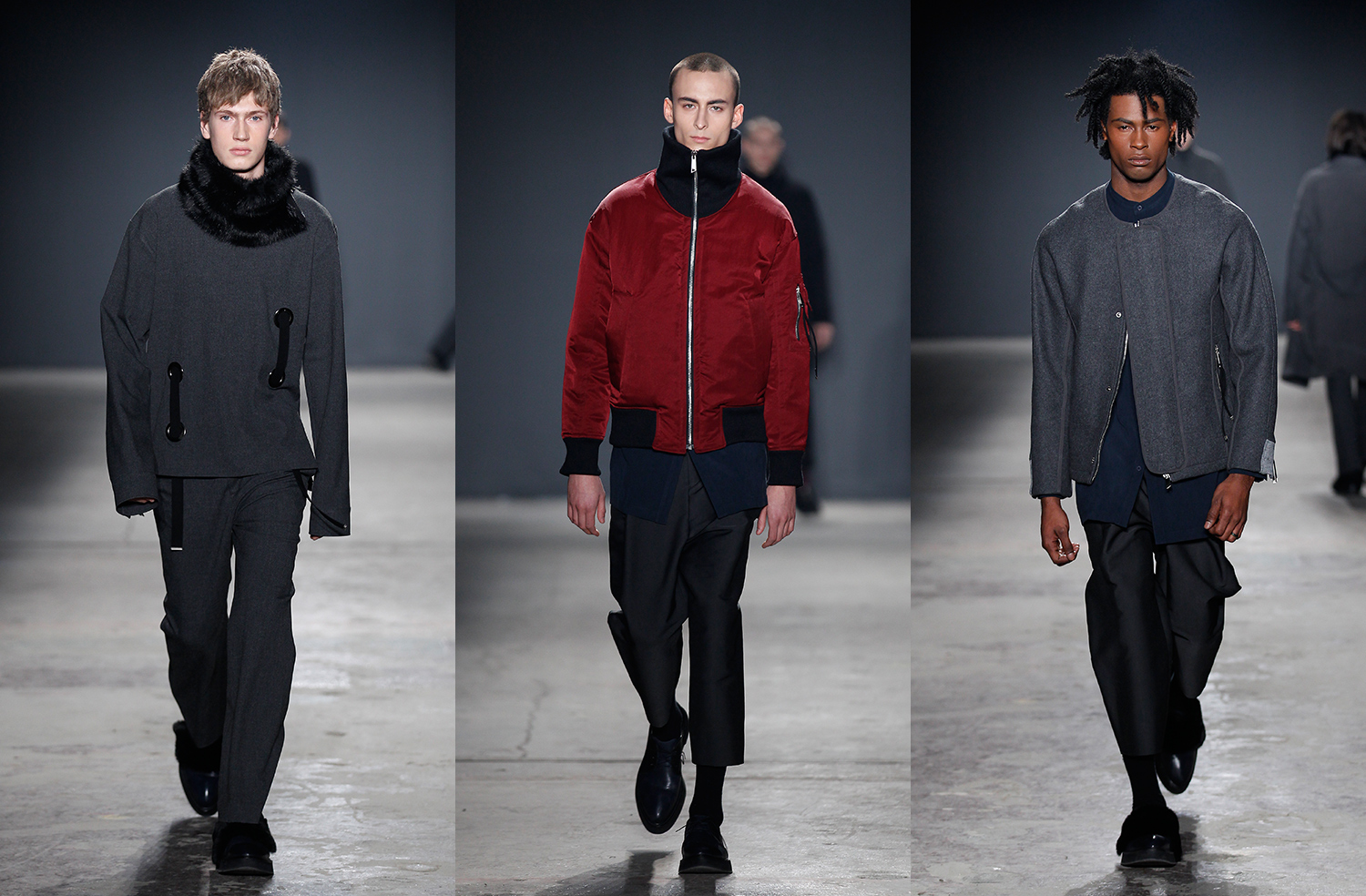 General Idea AW17, New York Fashion Week Men's