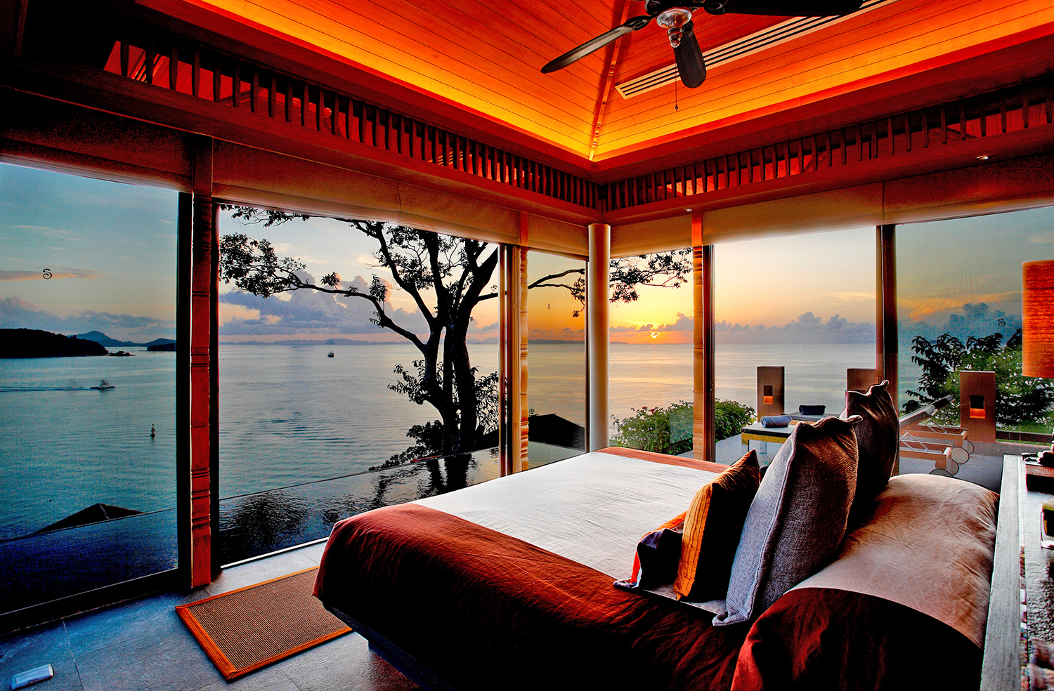 Sri Panwa Phuket Luxury Pool Villa Hotel,