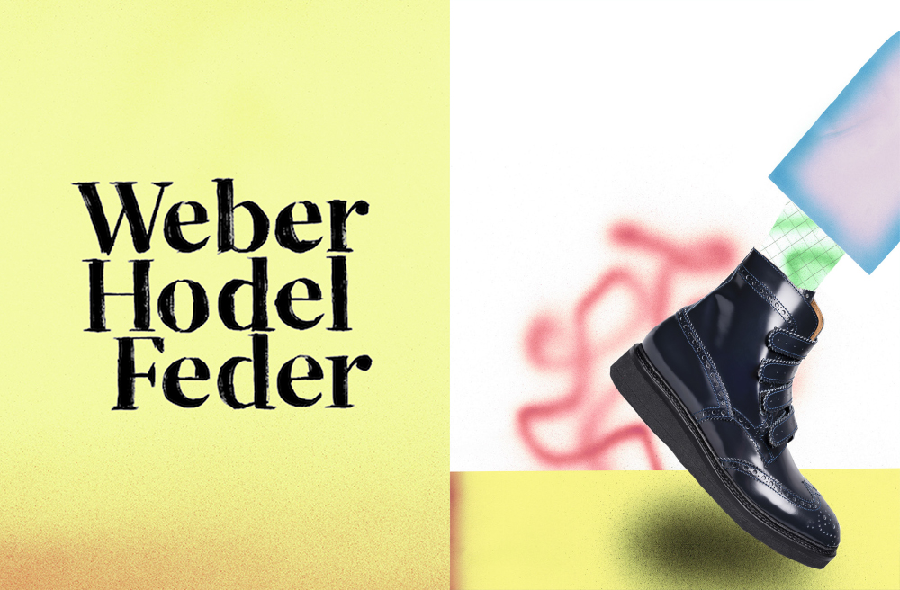 Weber Hodel Feder AW17 Shoes
