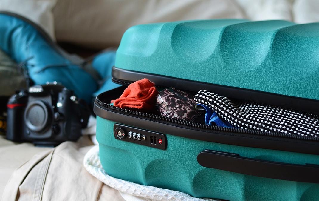4 Travel Essentials To Always Pack