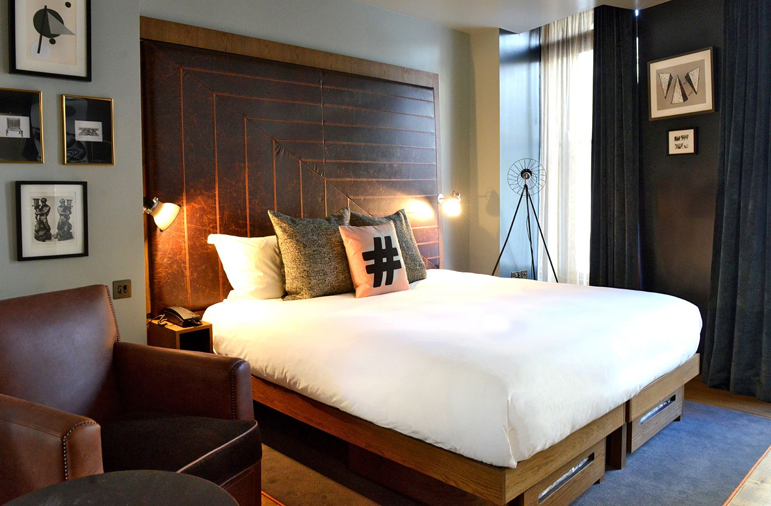 Hoxton Hotel, Where to stay during London Fashion Week