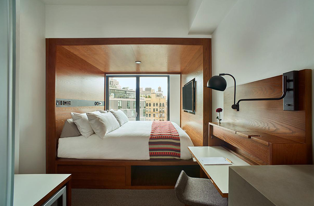 Arlo Soho, boutique hotel in New York