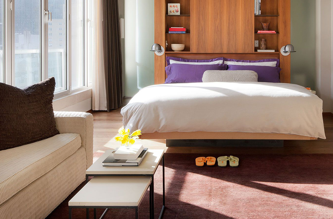 Chambers Hotel, where to stay in New York