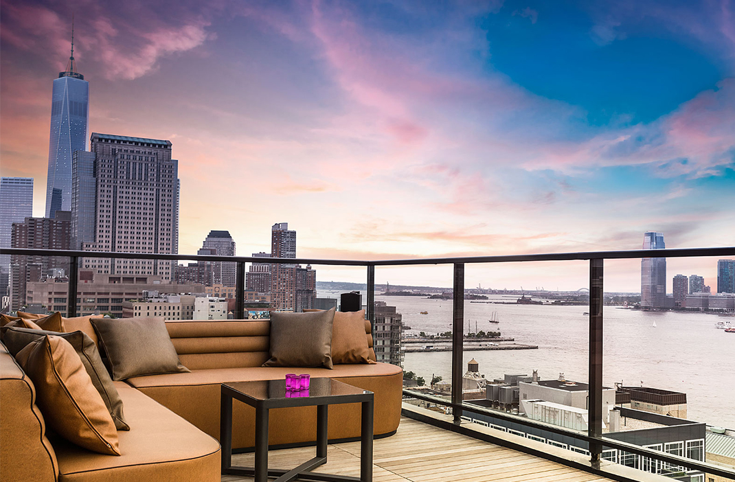Where To Stay For New York Fashion Week