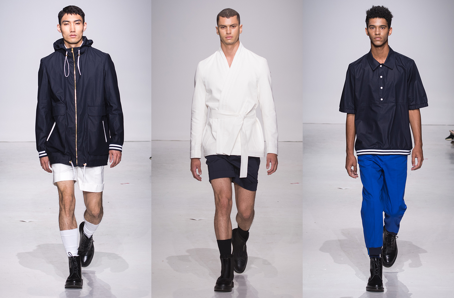 Carlos Campos Spring Summer 18, New York Fashion Week Men's