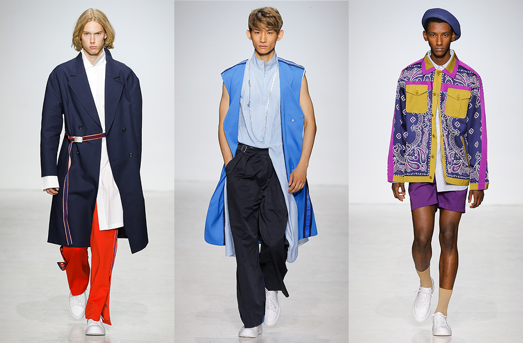 General Idea Spring Summer 18, New York Fashion Week Men's