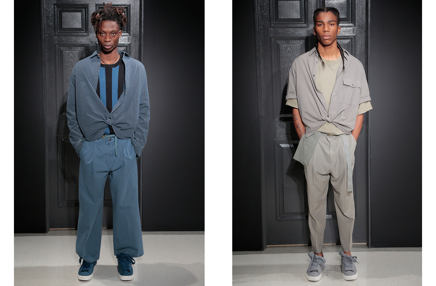 GUSTAV VON ASCHENBACH Spring Summer 2018, New York Fashion Week Men's