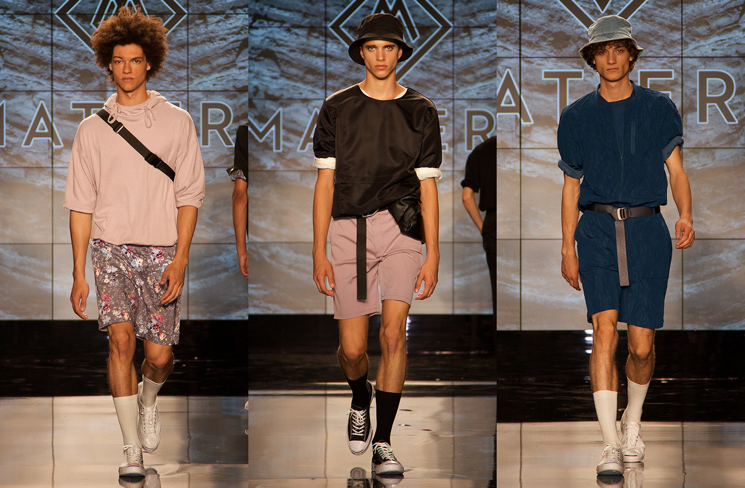 Matiere SS18, New York Fashion Week Mens