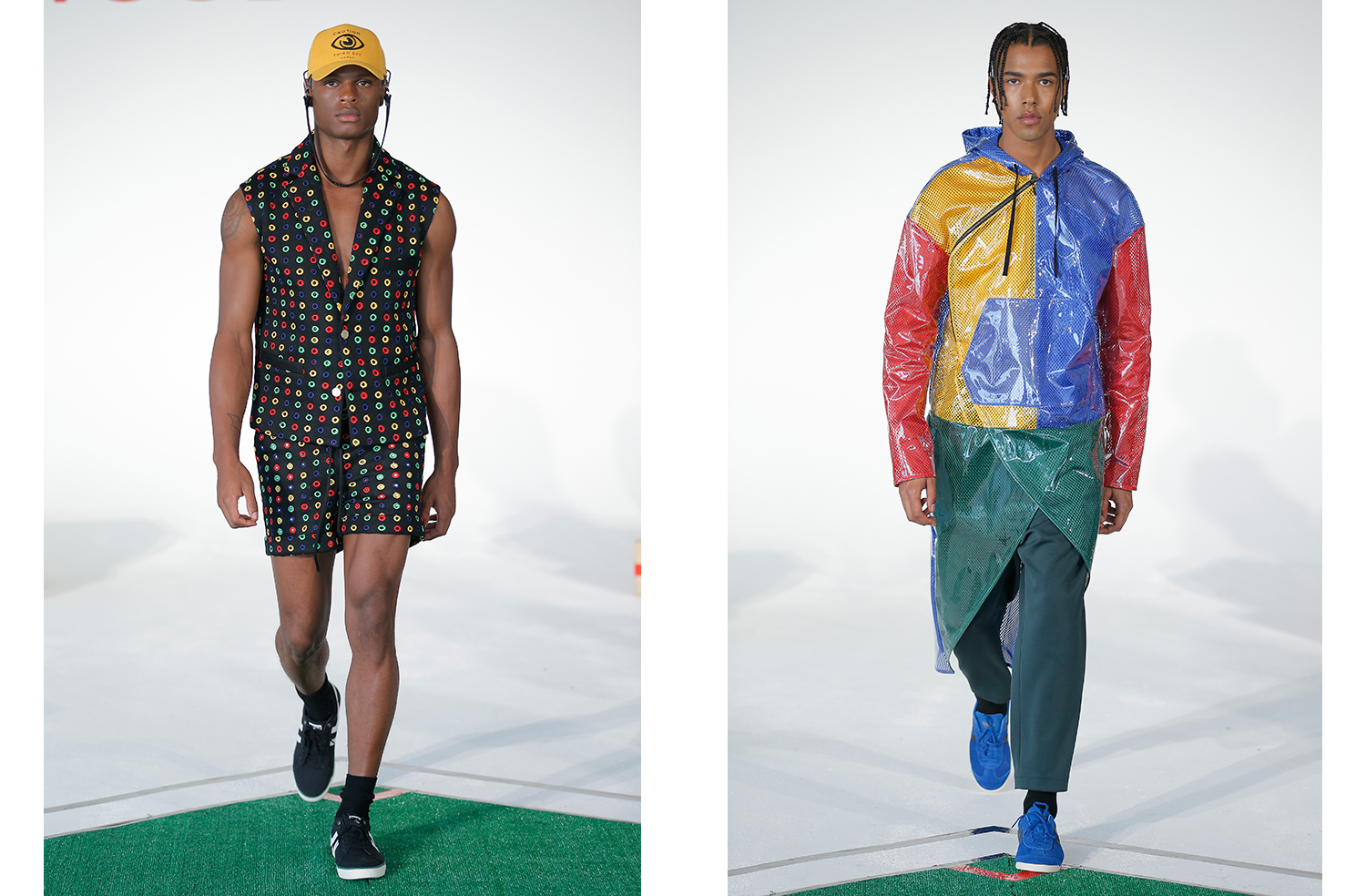 Wood House SS18, New York Fashion Week Mens