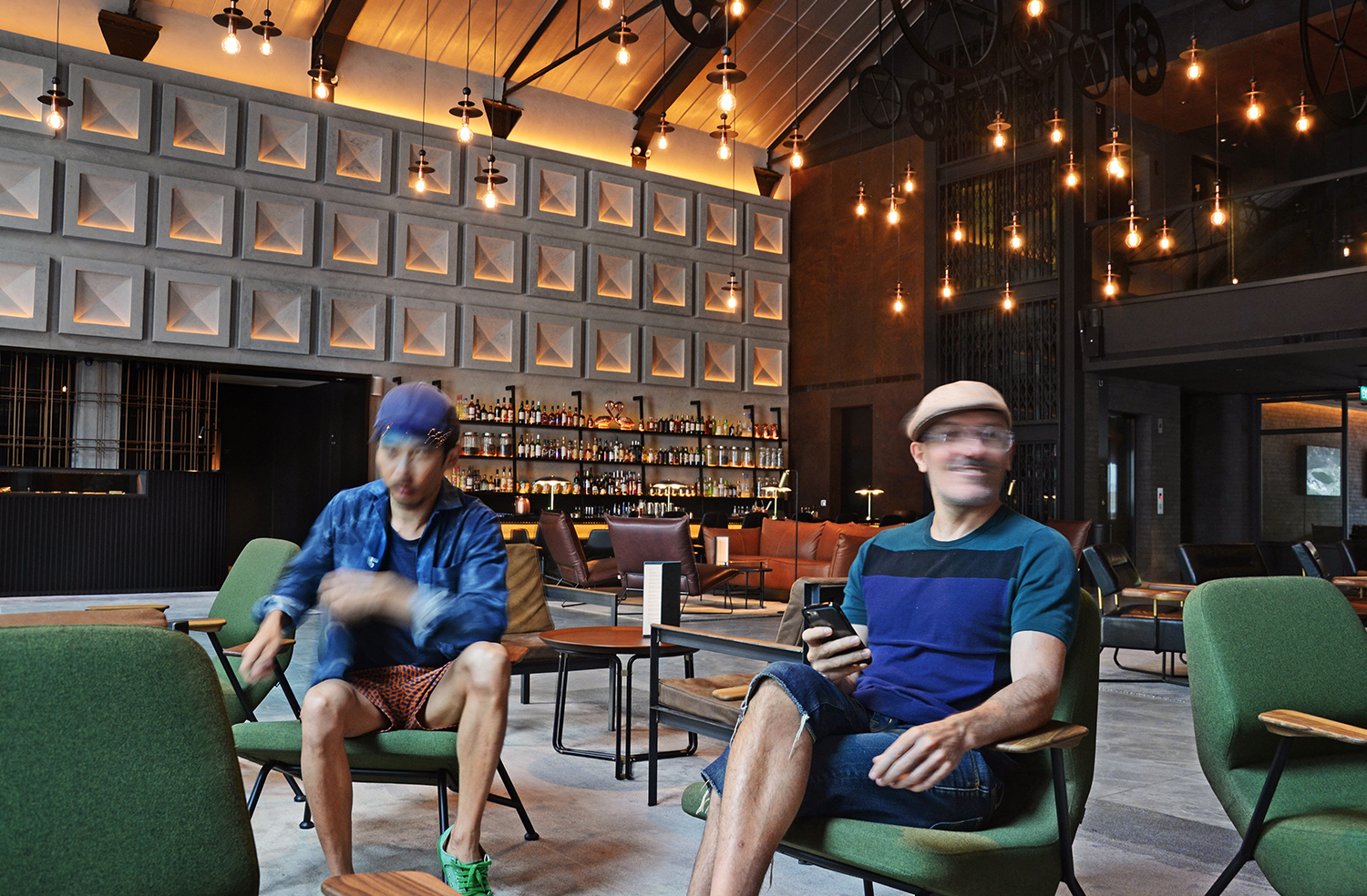Warehouse Hotel, where to stay in singapore, industrial boutique hotel