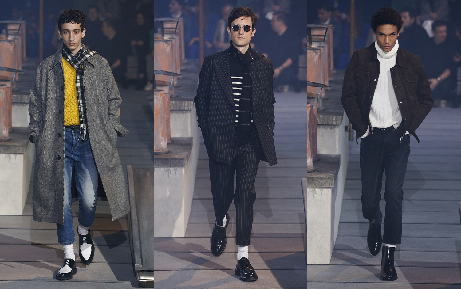 Ami Autumn Winter 2018, Paris Fashion Week Men's AW18