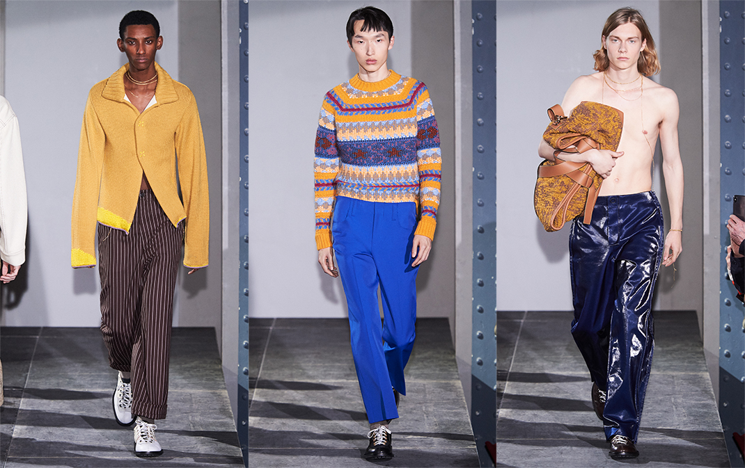 Acne Studios Autumn Winter 2018, Paris Fashion Week Men's AW18