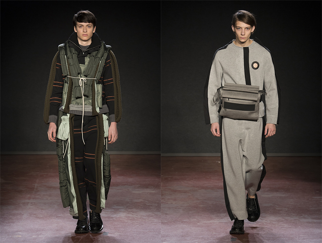 Craig Green AW18, London Fashion Week Men's AW18