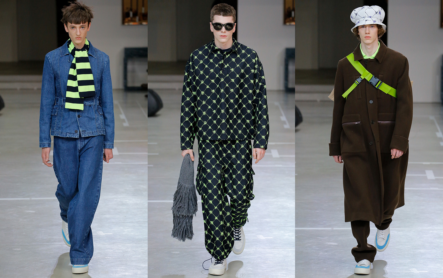 Sunnei Autumn Winter 2018, Milan Fashion Week Men's AW18