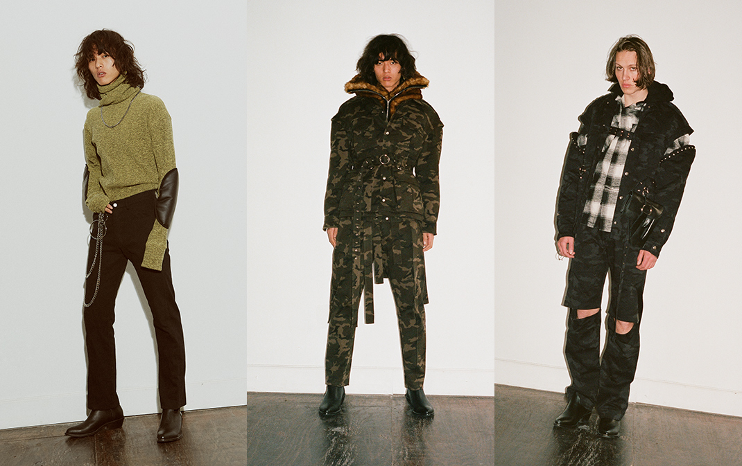 Private Policy AW2018