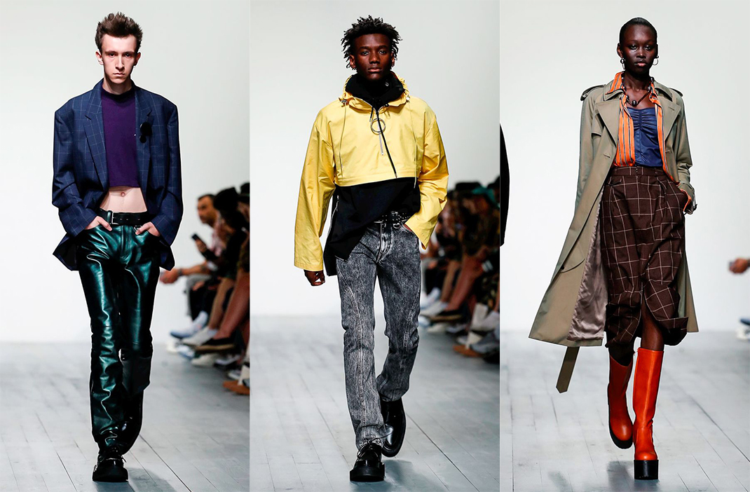 John Lawrence Sullivan Spring Summer 2019, LFWM SS19, London Fashion Week Men's