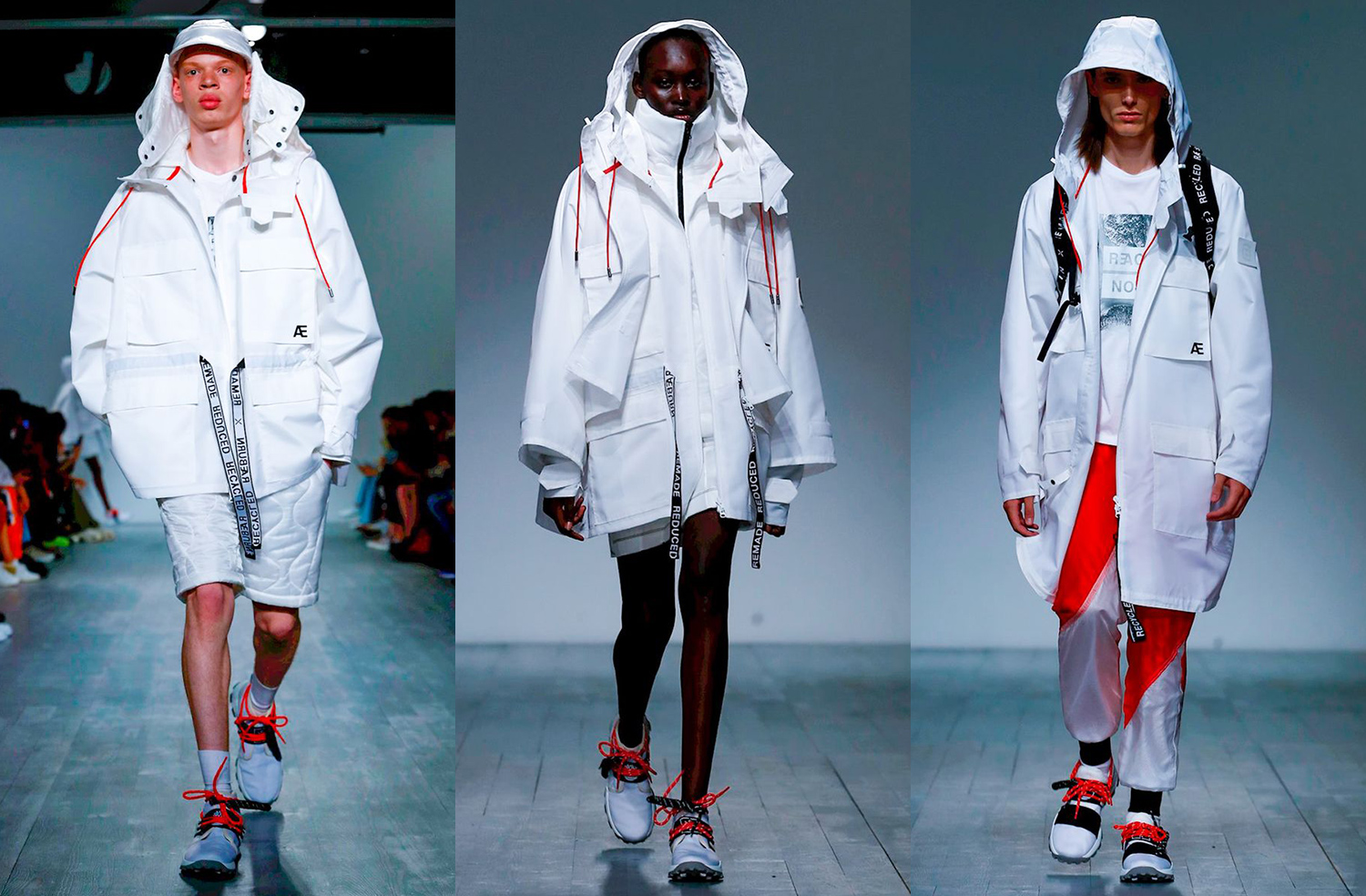 Christopher Raeburn Spring Summer 2019, LFWM SS19, London Fashion Week Men's