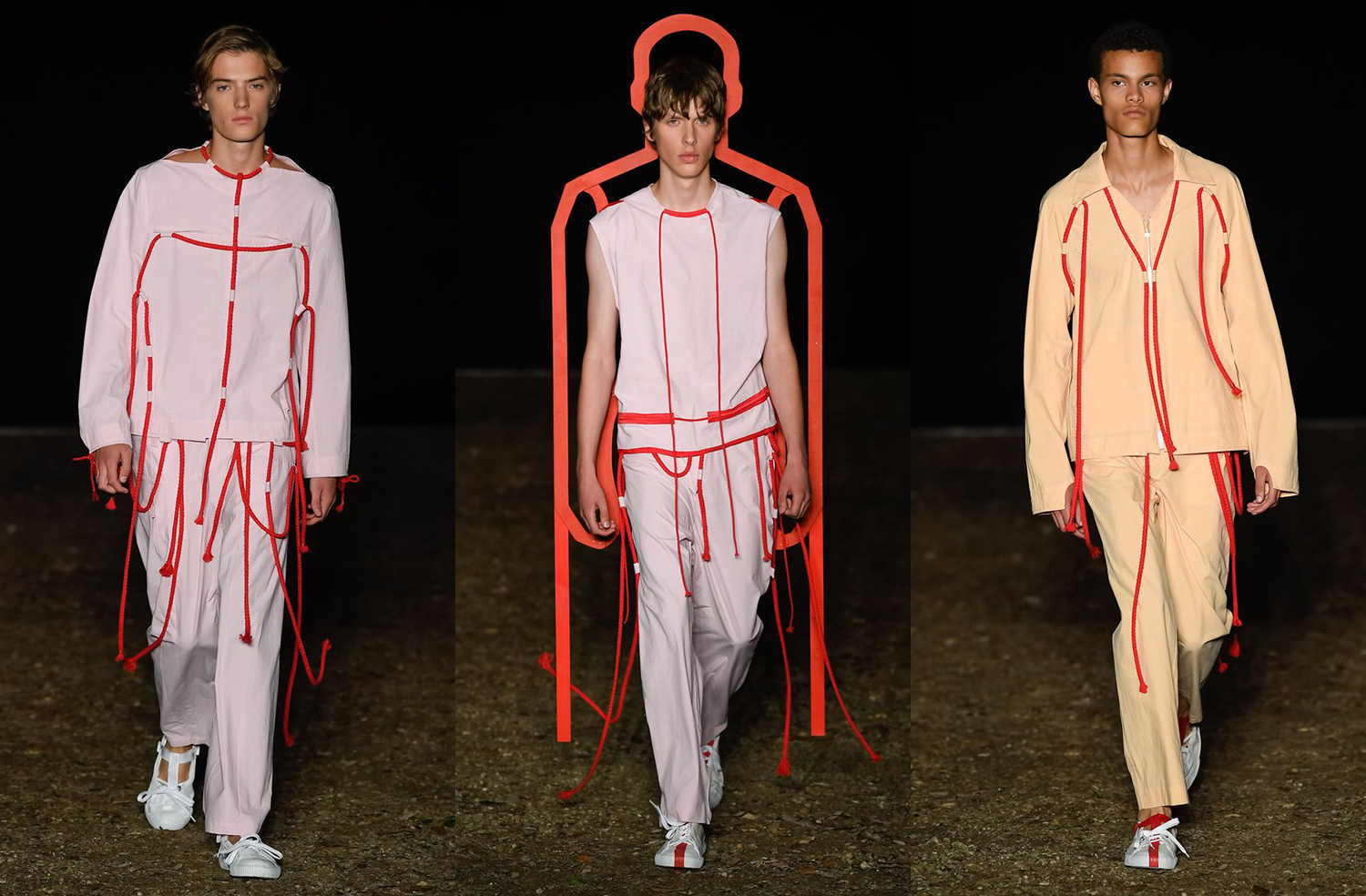 Craig Green Spring Summer 2019, LFWM SS19, London Fashion Week Men's