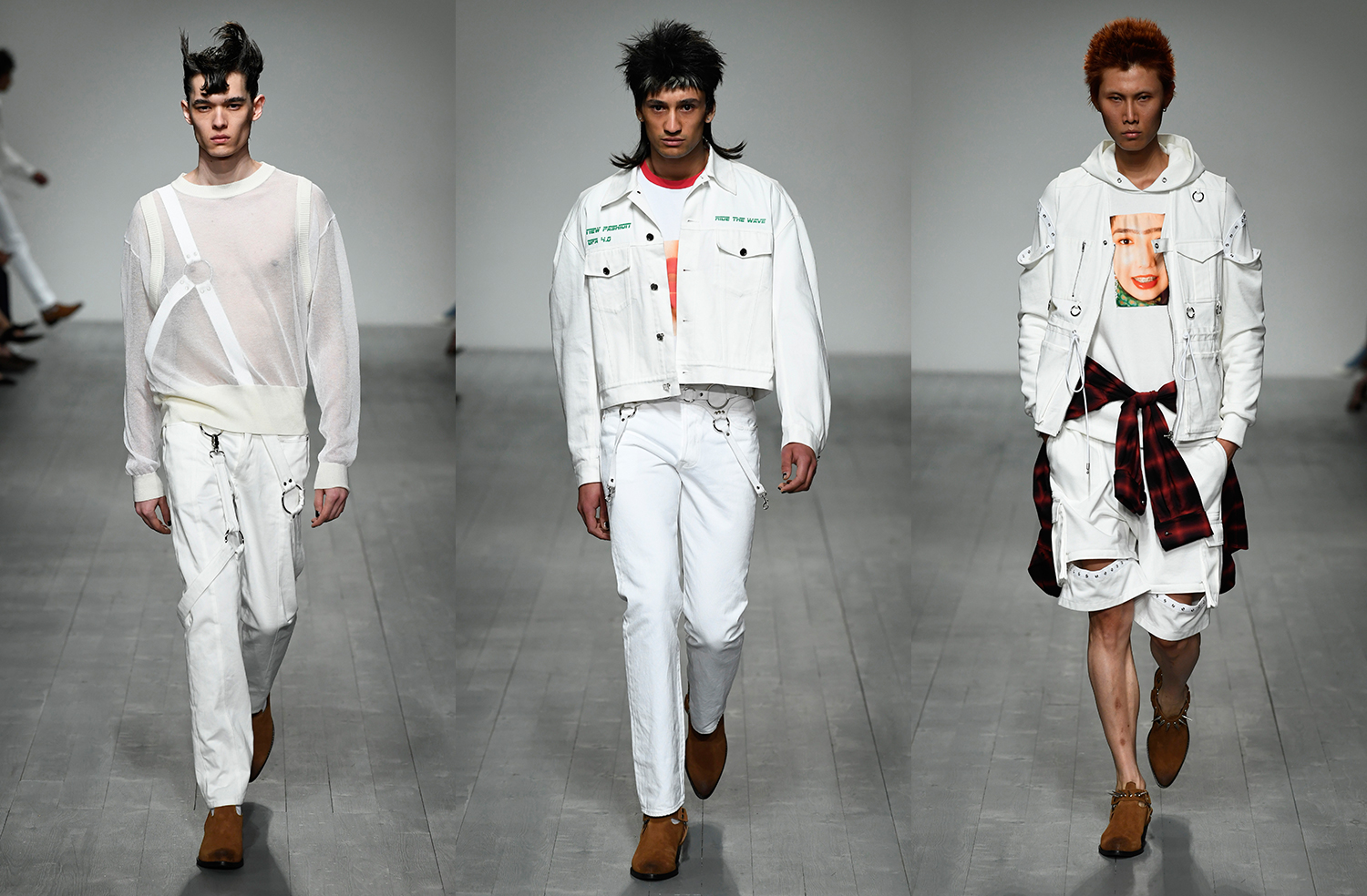 Private Policy Spring Summer 2019, LFWM SS19, London Fashion Week Men's